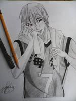 Ryota Kise by Immarider27