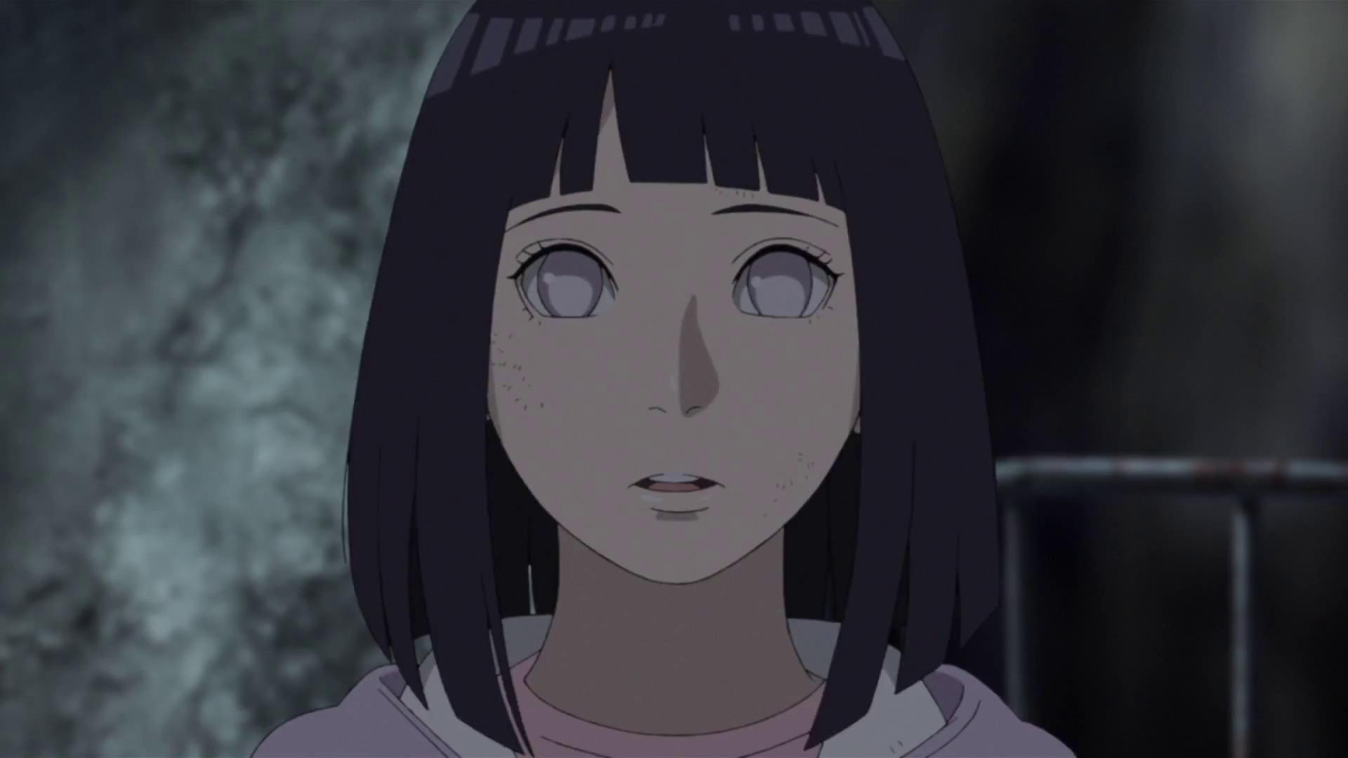 Hinata Uzumaki Hinata Hyuga Boruto The Movie By Aikawaiichan On Deviantart