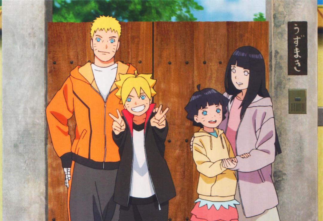 Familia Uzumaki The Last Naruto The Movie HD By