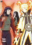 Naruto, Hinata and Neji by AiKawaiiChan