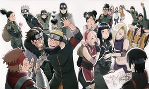 NaruHina The Last Naruto The Movie After