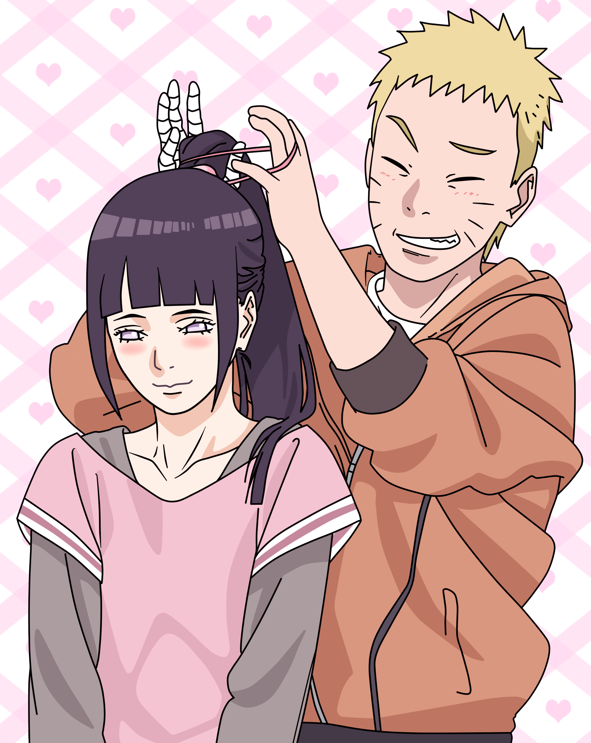 NaruHina Kawaii by AiKawaiiChan