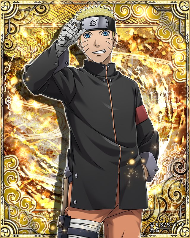 Naruto The Last New Card by AiKawaiiChan
