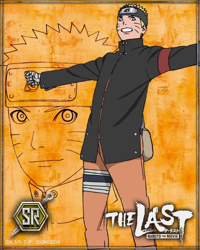Naruto Uzumaki The Last by AiKawaiiChan