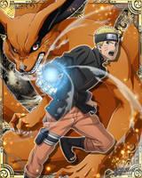 Naruto and Kurama The Last by AiKawaiiChan