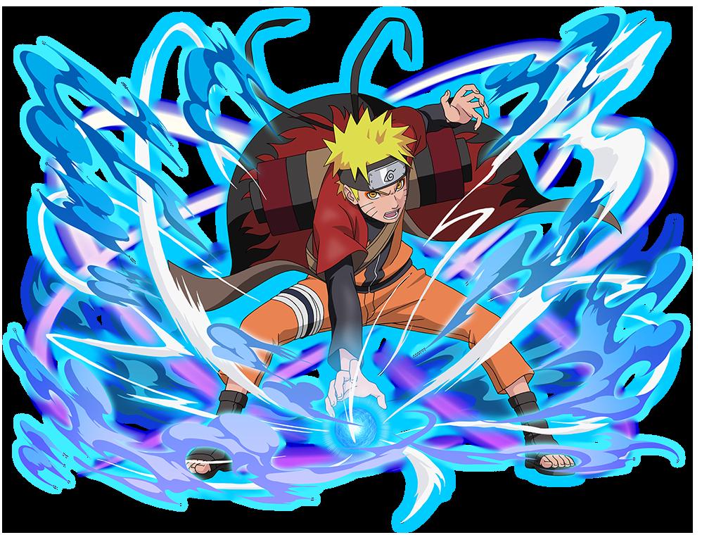 Naruto Sennin Modo by AiKawaiiChan