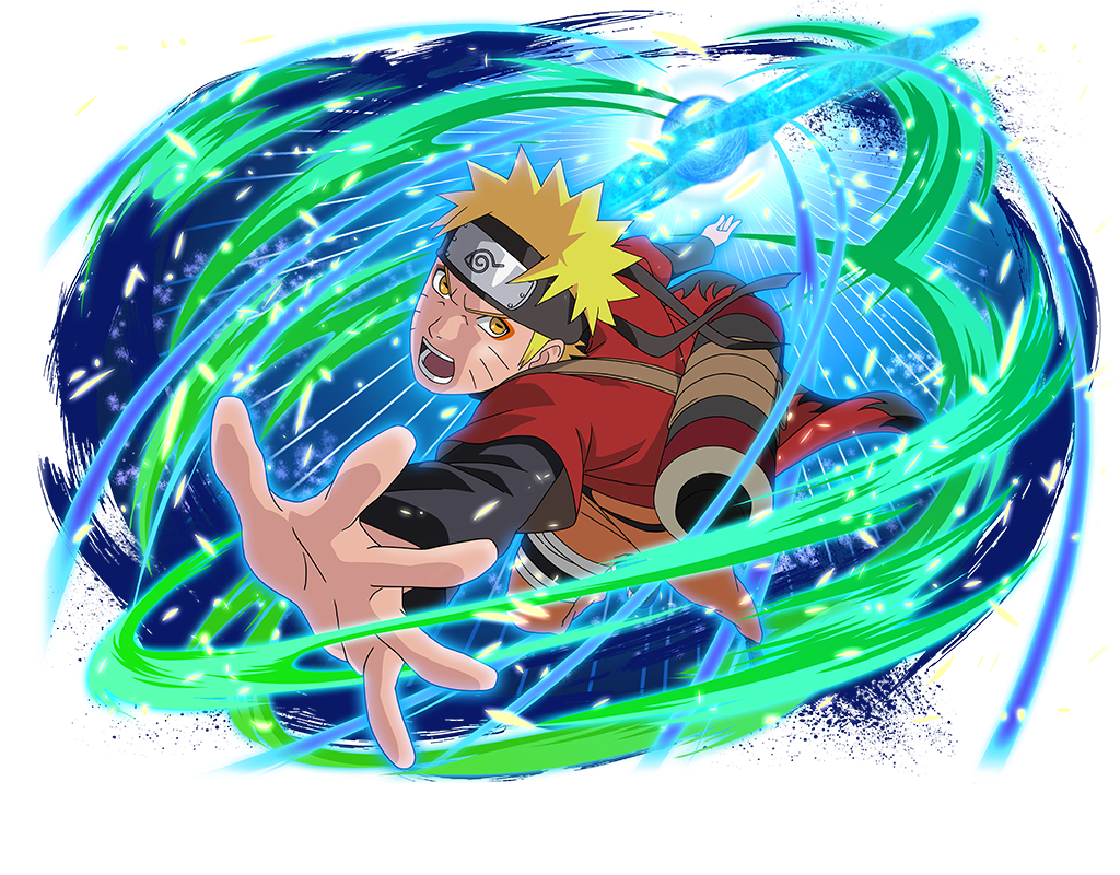 Naruto Sennin Modo 2 by AiKawaiiChan