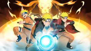 Naruto Shippuden Ultimate Ninja Storm Trilogy by AiKawaiiChan