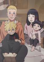 Familia Uzumaki The Last Naruto The Movie by AiKawaiiChan