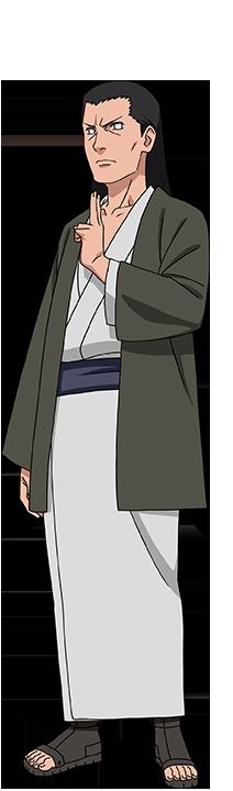 Hiashi Hyuga by AiKawaiiChan