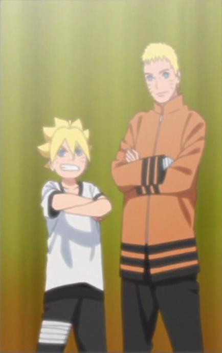 Boruto and Naruto Boruto Naruto Next Generations by AiKawaiiChan