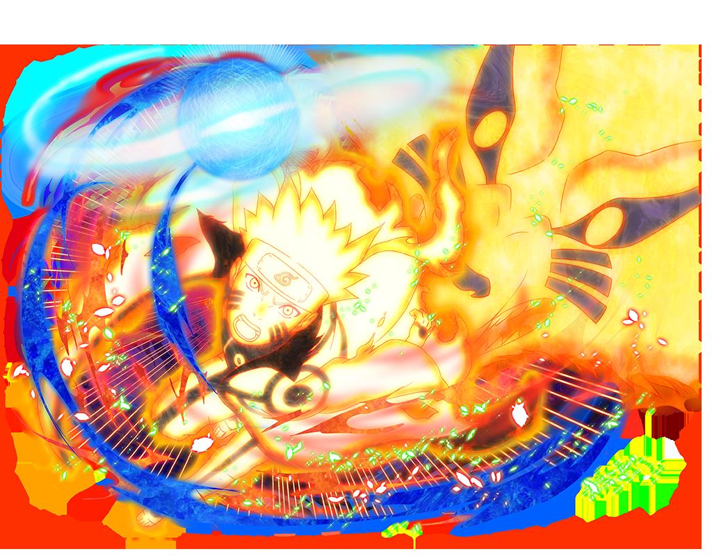 Naruto Biju Modo by AiKawaiiChan