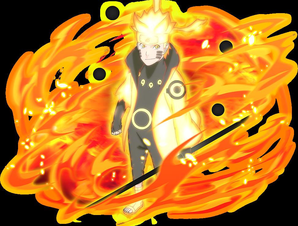 Naruto Rikudo Sennin Modo by AiKawaiiChan