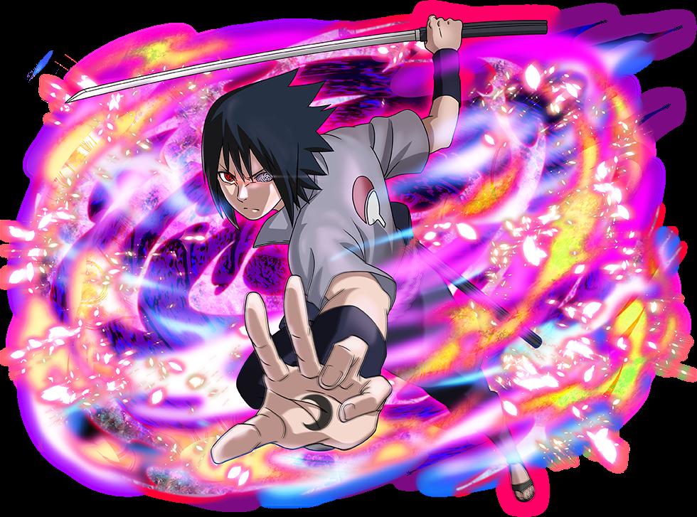 Sasuke Uchiha by AiKawaiiChan