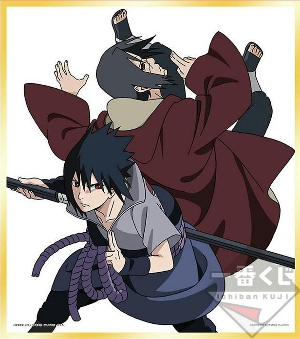 Sasuke e Itachi by AiKawaiiChan