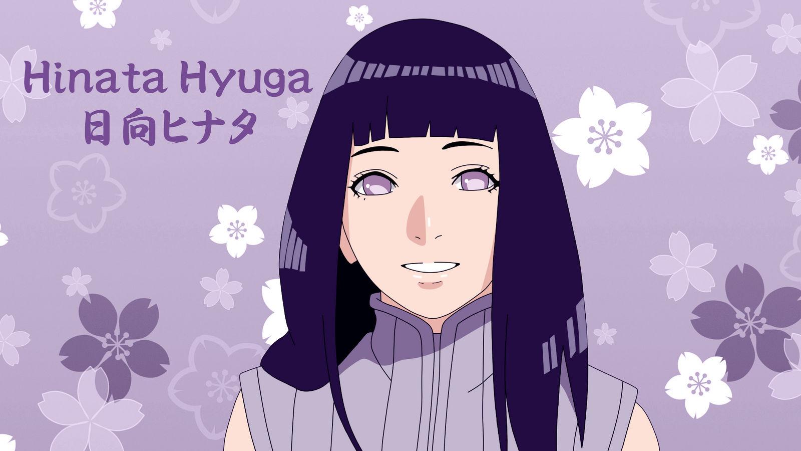 Hinata Hyuga The Last Wallpaper By Aikawaiichan On Deviantart