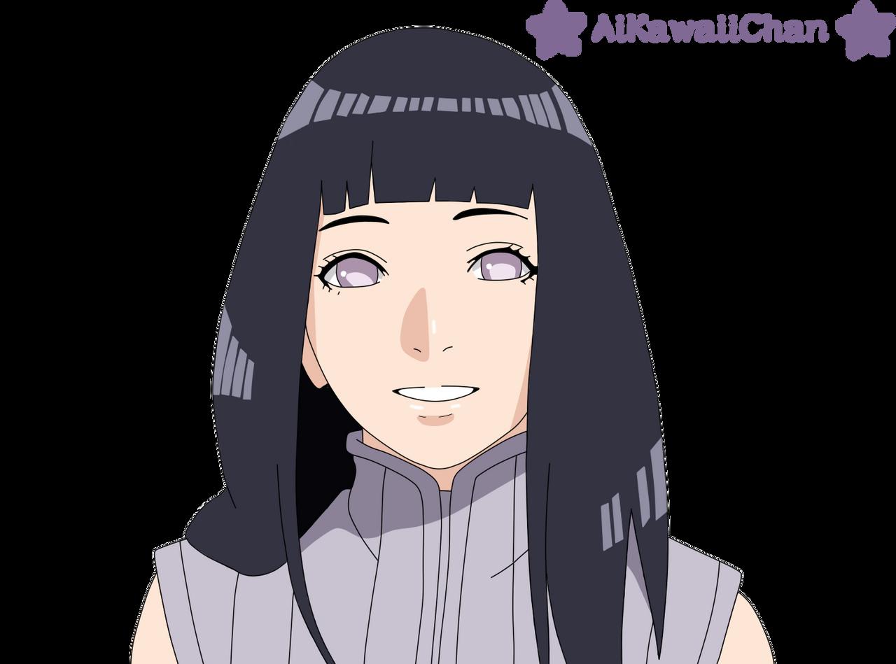 Hinata Hyuga The Last Render by AiKawaiiChan