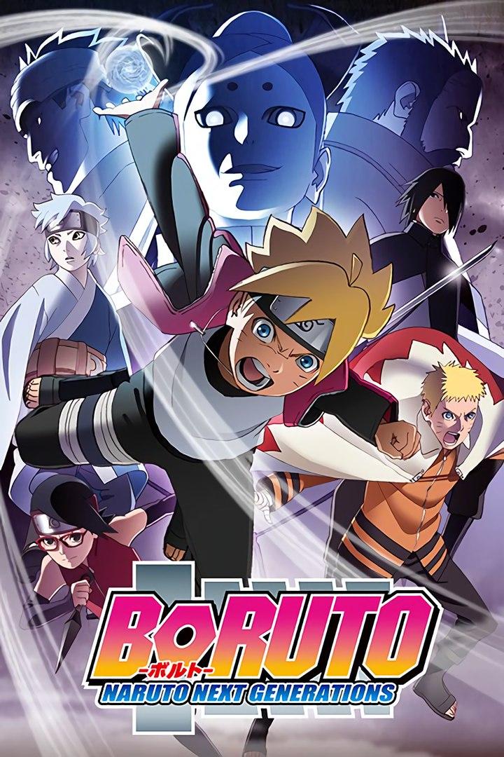 Boruto Naruto Next Generations Imagen Promocional by AiKawaiiChan