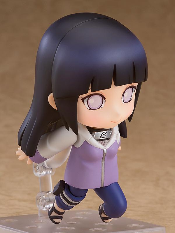Nendoroid Hinata Hyuga 4 by AiKawaiiChan