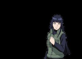 Hinata Hyuga [Gran Guerra Ninja] by AiKawaiiChan