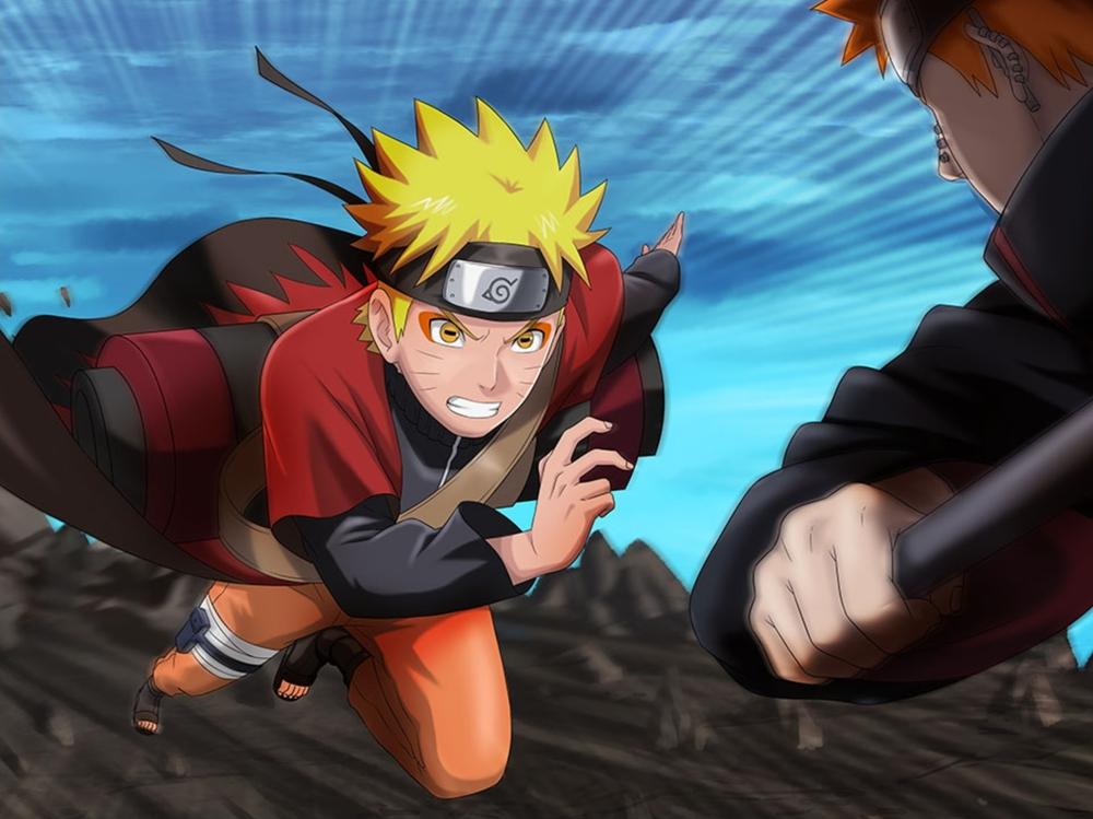 83+ Gambar Naruto Vs Pain Keren Terbaik