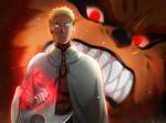 Naruto Uzumaki [Nanadaime Hokage] y Kurama