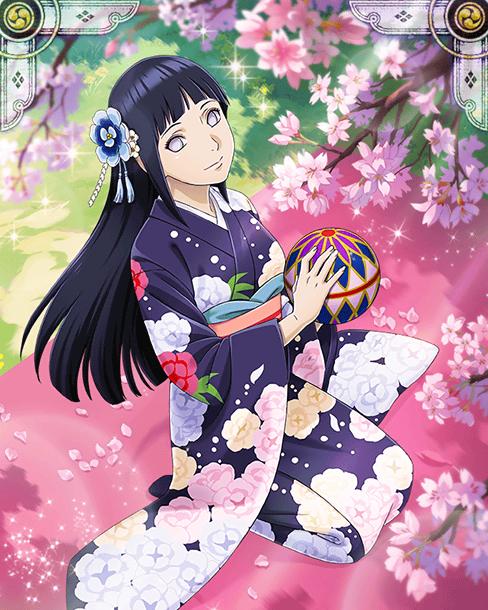 Hinata Hyuga [Kimono]   Narucole by AiKawaiiChan