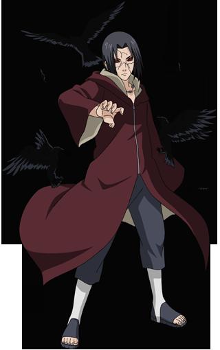 Itachi Uchiha Edo Tensei Naruto Online By Aikawaiichan On Deviantart