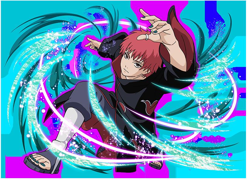 Sasori Akatsuki - Naruto