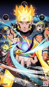 Naruto Uzumaki [Rasengan] | Narucole [LINE]