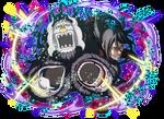 Kakuzu [Edo Tensei] | Naruto Blazing