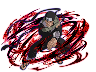 Hiruzen Sarutobi [Edo Tensei] | Naruto Blazing NEW by AiKawaiiChan