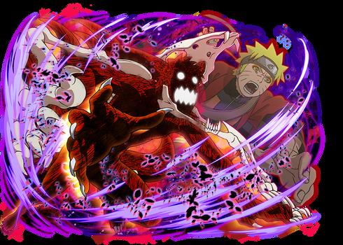 Naruto Uzumaki [Biju no Koromo] | Borutage [NEW]