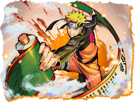 Naruto Uzumaki   Ninja Tribes