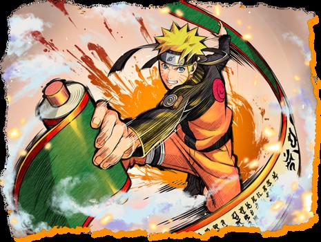 Naruto Uzumaki | Ninja Tribes