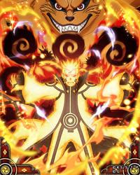 Naruto Uzumaki [Kurama Modo] | Narucole [NEW]