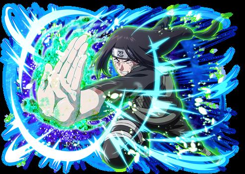 Neji Hyuga [4Th Great Ninja] | Naruto Blazing NEW