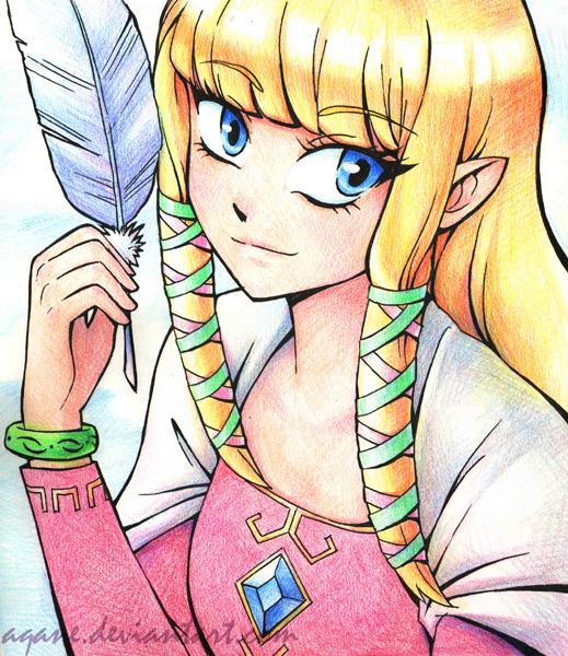 Zelda by arcuate