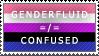 genderfluid stamp