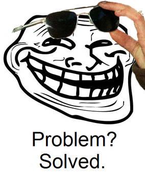 Problem? Solved.