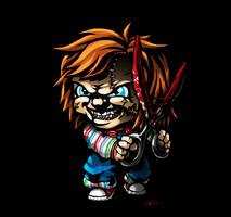 SD Chucky by DeTinteyLengua