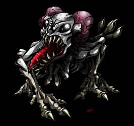 SD Cloverfield Monster by DeTinteyLengua