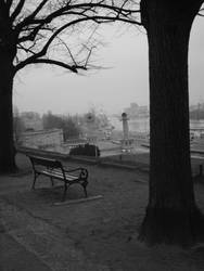 Solitude BW