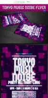 Tokyo Music Noise Template