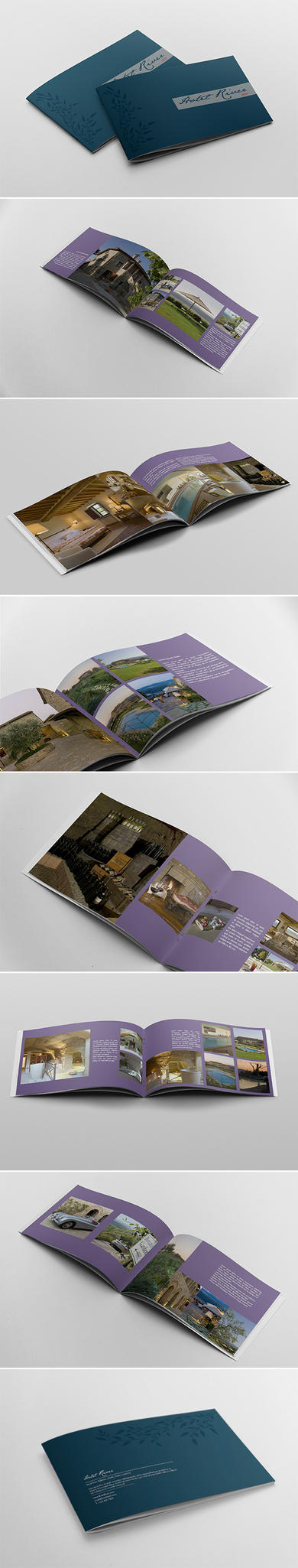 Booklet / Brochure Template by andre2886