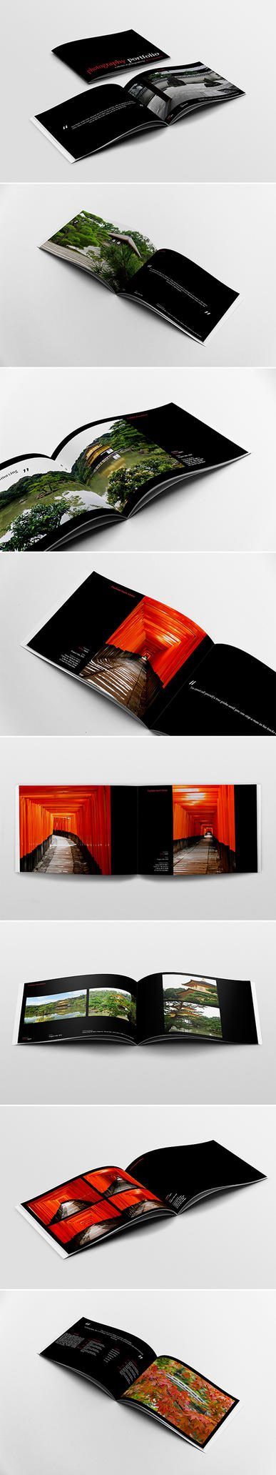 Photography Portfolio Template by andre2886