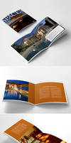 Square Brochure Template by andre2886