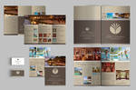 Set of Brochures / Stationery 08