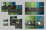 Set of Brochures / Stationery 07