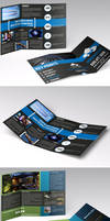 Trifold Brochures Bundle Pack by andre2886